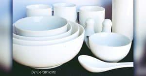 จานเซรามิค,ชามเซรามิค,white ceramic,bowl,ceramic bowl,
