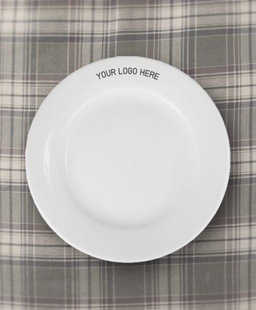 จานเซรามิค,เซรามิค,white ceramic